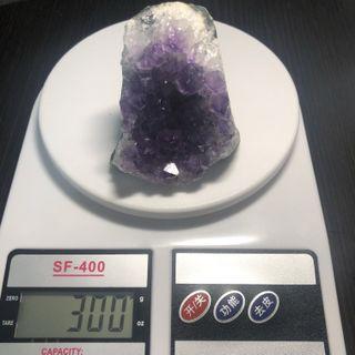 紫水晶 🔮 晶簇 可放手串 300g