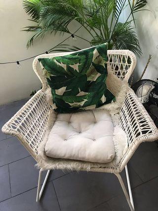 🚚 Two Högsten IKEA Armchair
