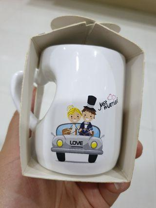 Small Mug - Just Married