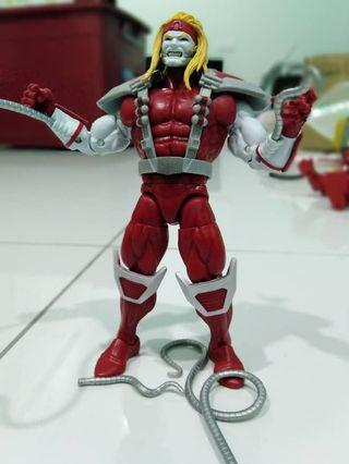 Marvel legends red omega xmen