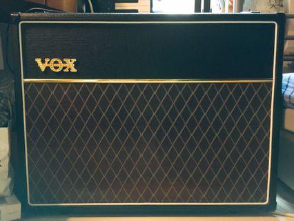 Vox AC30 C2X amplifier