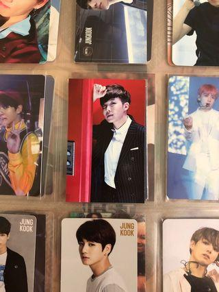 wts wtt bts young forever dope special photocard yf pc jhope hoseok