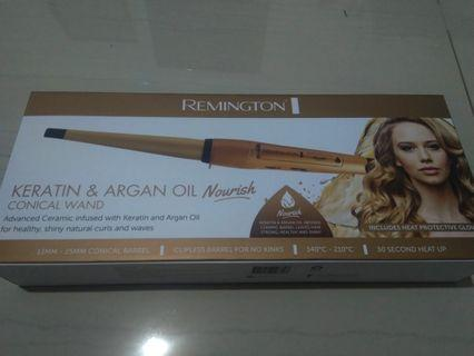Remington Keratin & Argan Oil Nourish Tong- CI53W1-AP