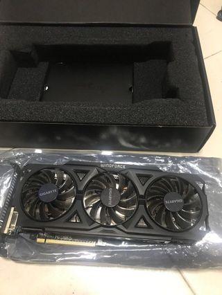 Radeon R9 280x Gigabyte 3gb