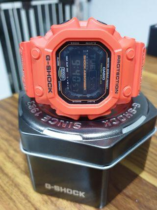 Gshock GX56 Orange King RARE MADE IN JAPAN
