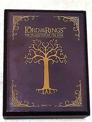 🚚 Lord of the rings box