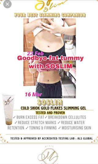 🚚 SoSlim Slimming Gel