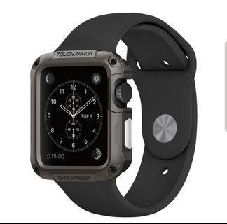 Spigen Apple Watch Series 3/2/1 (42mm) Case Tough Armor