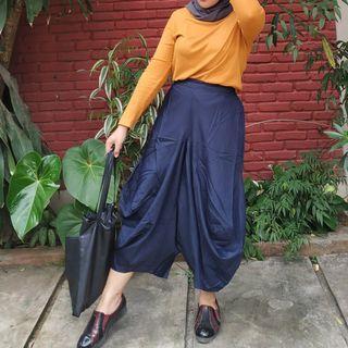 Celana Kulot Aladin fit to XL