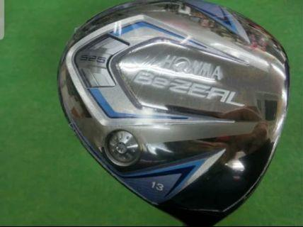 Honma Golf Be ZEAL 525 13° Driver 女士 VIZARD for Be ZEAL Flex L right hand