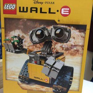 Wall E Lego Ideas