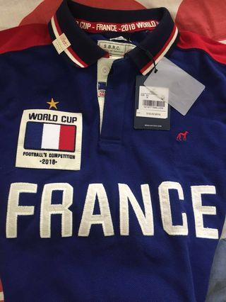 Sacoor Brothers World Cup Polo France