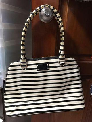 Kate Spade Handbag in stripes