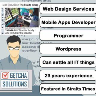 Programmer, Website Designer, Web Developer, App Developer, Wordpress