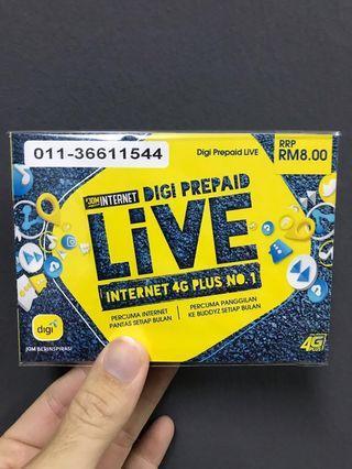 New sim pack nice number VIP mobile number