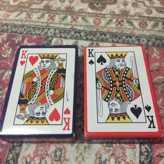 Playing cards/deck