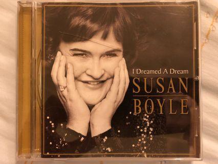 CD:Susan Boyle《I Dreamed a Dream》