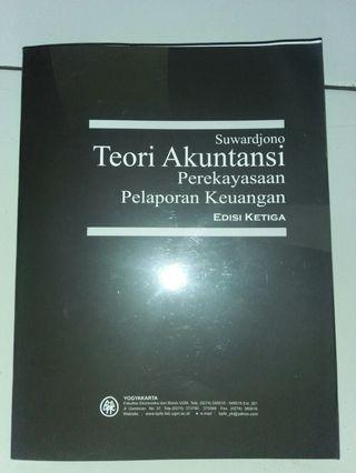 #BAPAU Buku Teori Akuntansi Edisi Ketiga