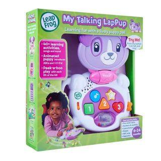 *New Leapfrog My Talking Lappup