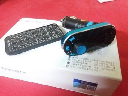 SAST Multifunction Car MP3 plug in