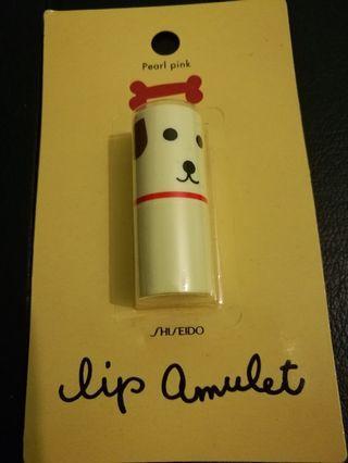 Shiseido mini Pearl pink lip balm