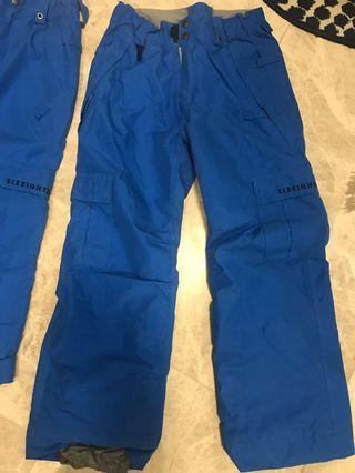 Boys ski pant size L, water proof