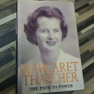 Path to Power by Thatcher, Margaret