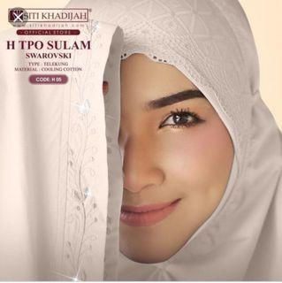 Siti Khadijah TPO Swarovski Authentic