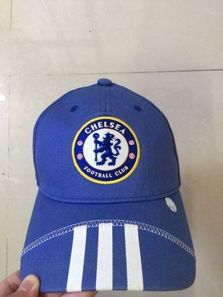 Thrifted Authentic Adidas Chelsea FC Cap