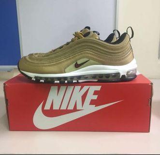 Nike Airmax 97 Gold bullet