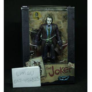 Neca Joker The Dark Knight Bootleg