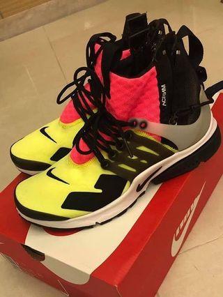 Nike x Acronym air presto volt