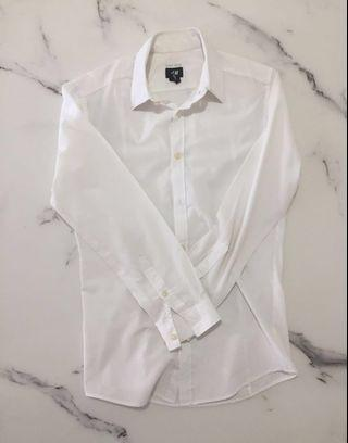 Thrifted H&M Formal Shirts