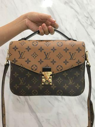 MIRROR highest grade LV metis excellent condition.. cuma pakai bbrp kali.