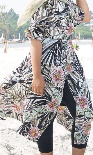 dress kimono summer
