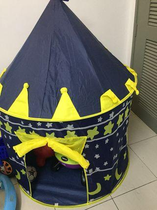 Play Tent / Khemah Bermain