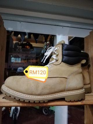 Oil Resistant Boots Kasut But Tapak Anti Minyak