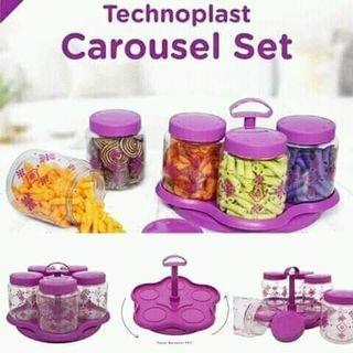Toples Carausel set