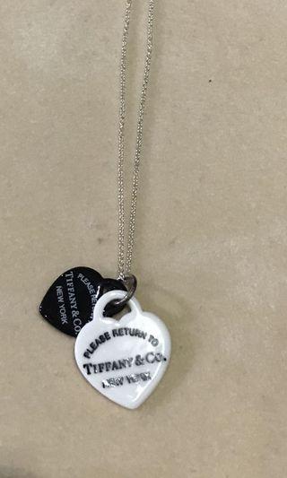 🚚 Tiffany &Co China bone pendant