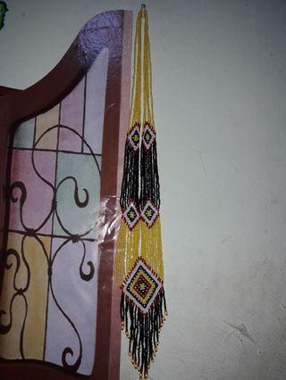 #BAPAU kalung khas sul-sel TORAJA