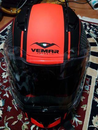 Modular  Vemar Helmet