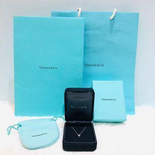 Tiffany diamond necklace