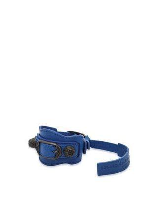 BNWT Balenciaga Giant Bracelet Bleu Rivage size M