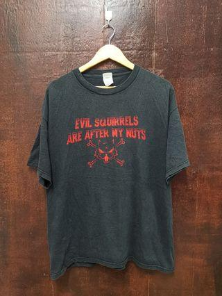 Evil Squirrels Funny Shirt
