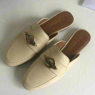 Original coach leather loafers shoes #ORIGINAL
