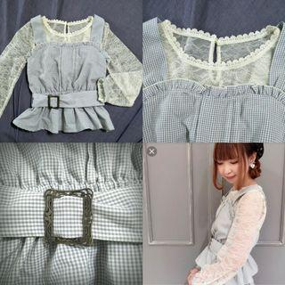 axes femme layered style top