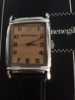 Vintage Emporio Armani watch