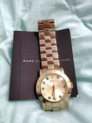 Marc by Marc Jacobs (limited edition) watch