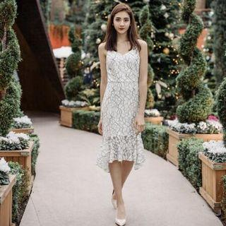 Thread Theory Maple Vanilla Dress