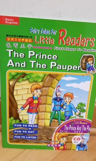 Fairy Tales for Little Readers The Prince and the Pauper